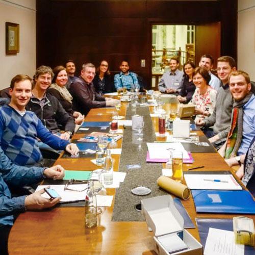 Treffen des Rhetorik Club in Mainz